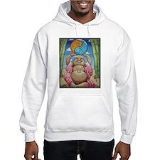 Jolly Buddha Hoodie
