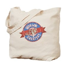 World's Greatest Afi Tote Bag