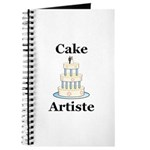 Cake Artiste Journal
