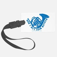 HIMYM French Horn Luggage Tag