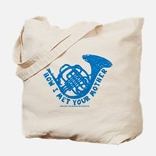 HIMYM French Horn Tote Bag