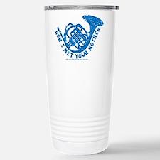 HIMYM French Horn Travel Mug