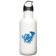 HIMYM French Horn Water Bottle