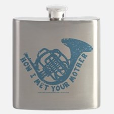 HIMYM French Horn Flask