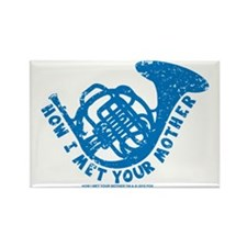 HIMYM French Horn Rectangle Magnet