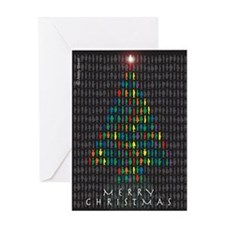 Cool Trees Greeting Card