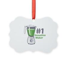 #1 Smoothie Maker Ornament