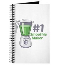 #1 Smoothie Maker Journal