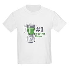 #1 Smoothie Maker T-Shirt