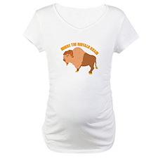 Where The Buffalo Bram Shirt