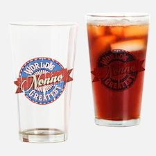 World's Greatest Nonno Drinking Glass