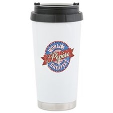 World's Greatest Pépère Travel Mug