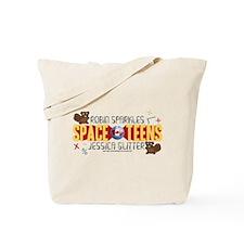 HIMYM Space Teens Tote Bag
