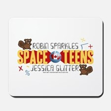 HIMYM Space Teens Mousepad