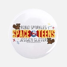 """HIMYM Space Teens 3.5"""" Button"""