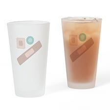 Bandages Drinking Glass