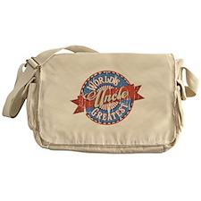 World's Greatest Uncle Messenger Bag