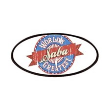 World's Greatest Saba Patches