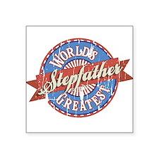 World's Greatest Stepfather Sticker