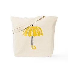 HIMYM Umbrella Tote Bag