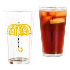 HIMYM Umbrella Drinking Glass