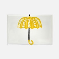 HIMYM Umbrella Rectangle Magnet
