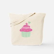 Valentine Cupcake Tote Bag
