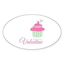 My Valentine Decal