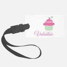 My Valentine Luggage Tag