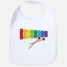 Xylophone Bib