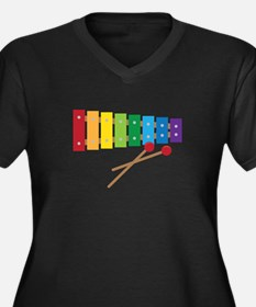 Xylophone Plus Size T-Shirt