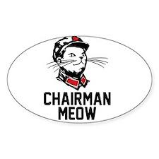Unique Chairman Decal