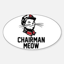 Funny Chairman Decal