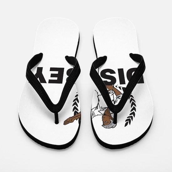 disobey Flip Flops