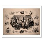 Masonic Grand Master Small Poster