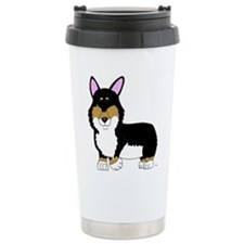 Cute Corgi cartoon Travel Mug