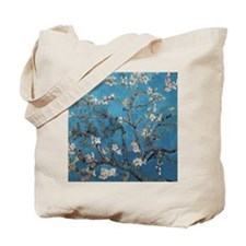 Blossoming Almond Tree 1890 Tote Bag