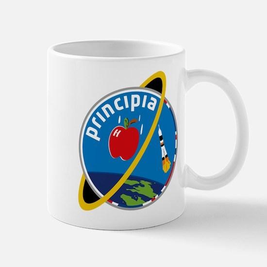 Principia Mission Logo Mug Mugs