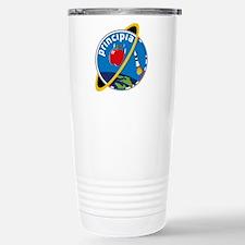 Principia Mission Logo Travel Mug