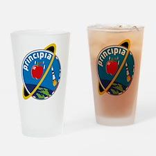 Principia Mission Logo Drinking Glass