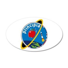 Principia Mission Logo Wall Decal