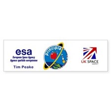 Principia Mission Logo Car Sticker