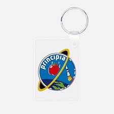 Principia Mission Logo Keychainss