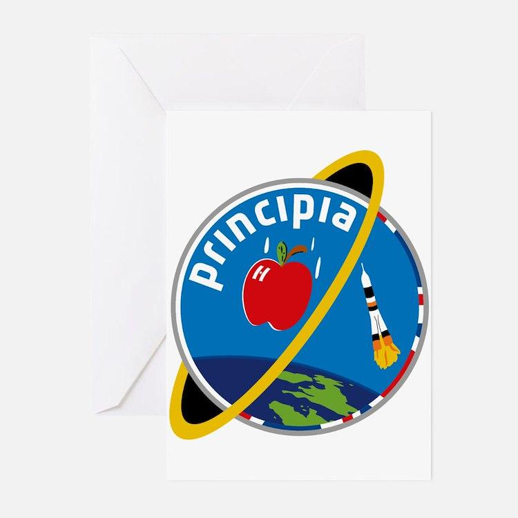 Principia Mission Logo Greeting Cards (Pk of 10)