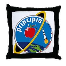 Principia Mission Logo Throw Pillow