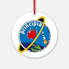 Principia Mission Logo Ornament (round)