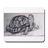 Animals tortoise Mouse Pads