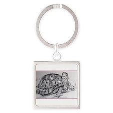 Turtle, tortoise, nature art Keychains