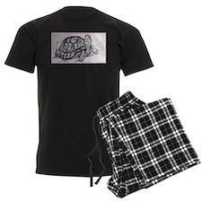 Turtle, tortoise, nature art Pajamas