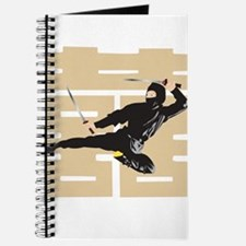 Ninja Samurai Journal